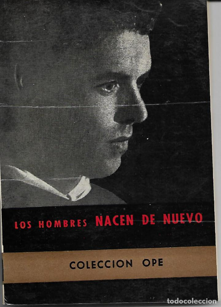 LOS HOMBRES NACEN DE NUEVO (Libros Antiguos, Raros y Curiosos - Literatura Infantil y Juvenil - Otros)