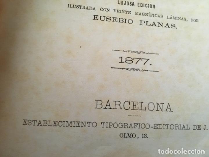 Libros antiguos: HISTORIA DE LA PROSTITUCIÓN - AÑO 1877 - P. DUFOUR - LÁMINAS DE EUSEBIO PLANAS - Foto 4 - 153259870