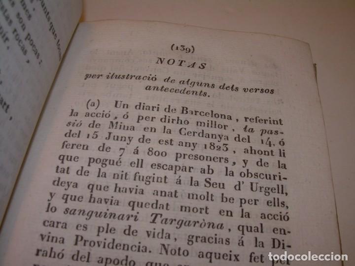 Libros antiguos: ANTIGUO LIBRO DE PERGAMINO...AÑO 1830..QUATRE CONVERSAS ENTRE DOS PERSONATGES. - Foto 8 - 153348758