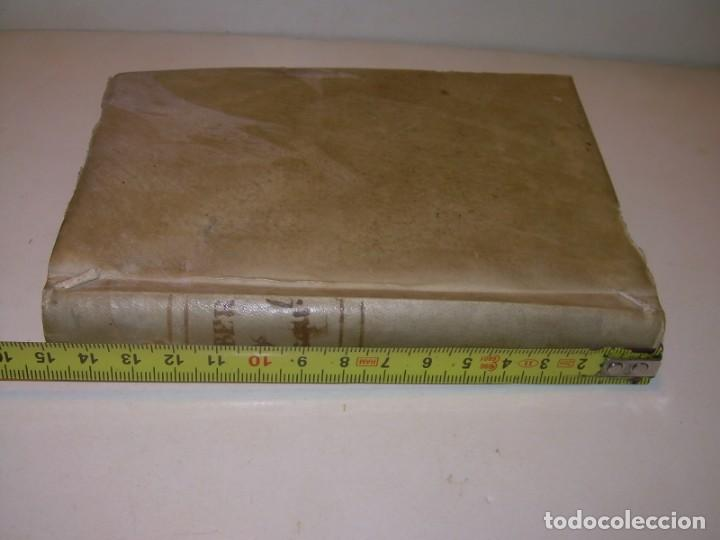 Libros antiguos: ANTIGUO LIBRO DE PERGAMINO...AÑO 1830..QUATRE CONVERSAS ENTRE DOS PERSONATGES. - Foto 12 - 153348758