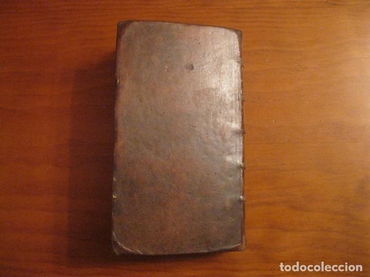 Libros antiguos: Histoire de l admirable Don Quichotte de la Manche, 1713. M. de Cervantes. Posee numerosos grabados - Foto 15 - 153443957