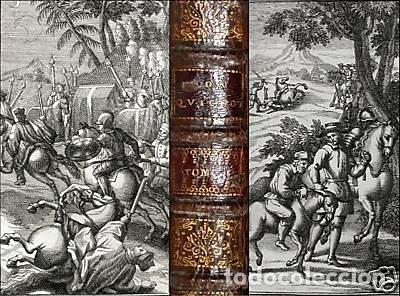 Libros antiguos: Histoire de l admirable Don Quichotte de la Manche, 1713. M. de Cervantes. Posee numerosos grabados - Foto 19 - 153443957