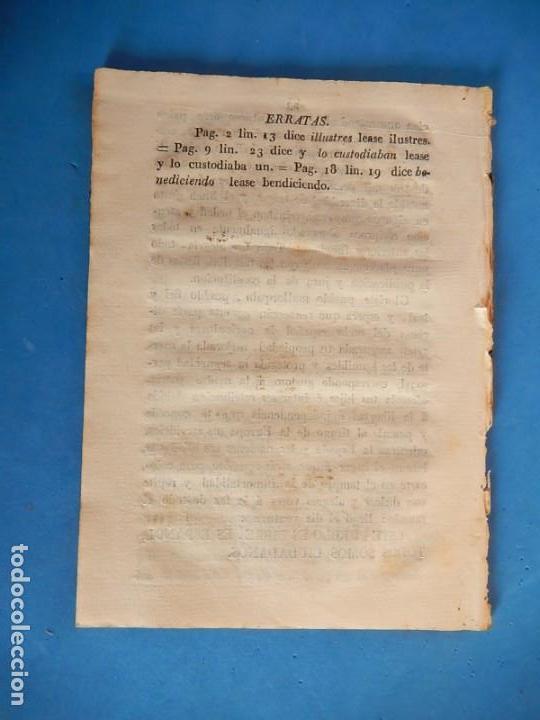 Libros antiguos: Publicación y Jura de la Constitución Política de la Monarquía Española. Palma. Baleares. 1812. - Foto 5 - 153477906