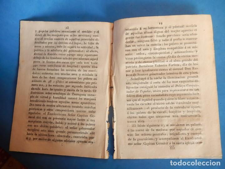 Libros antiguos: Publicación y Jura de la Constitución Política de la Monarquía Española. Palma. Baleares. 1812. - Foto 9 - 153477906