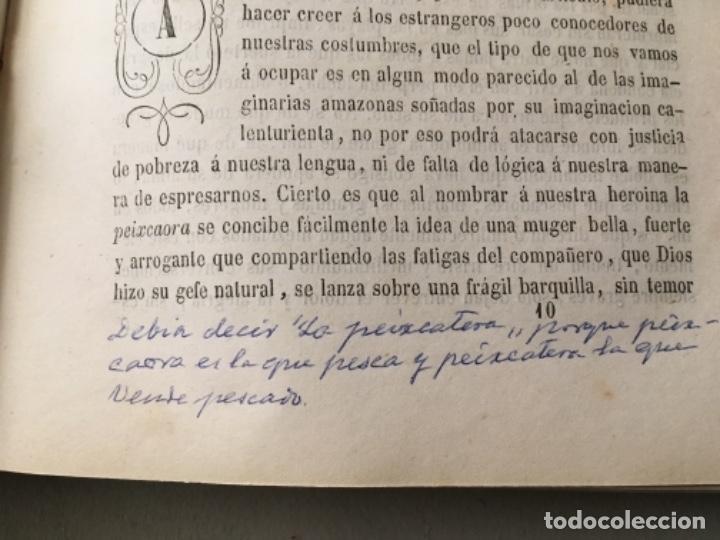 Libros antiguos: LOS VALENCIANOS PINTADOS POR SI MISMOS. VALENCIA 1859. - Foto 10 - 153538358