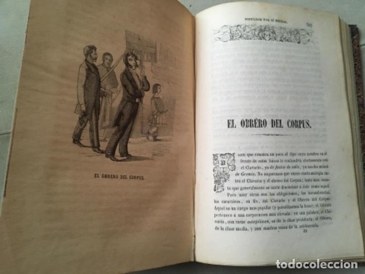 Libros antiguos: LOS VALENCIANOS PINTADOS POR SI MISMOS. VALENCIA 1859. - Foto 11 - 153538358