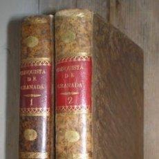 Libros antiguos: L. DEL MARMOL CARVAJAL: HISTORIA DE LA REBELION Y CASTIGO DE LOS MORISCOS DEL REYNO DE GRANADA. 1797. Lote 53402971