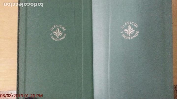Libros antiguos: ZANE GREY - OBRAS COMPLETOS - TOMO V - NOVELAS - 1ª EDICIÓN - AÑO 1959 - Foto 3 - 148700794
