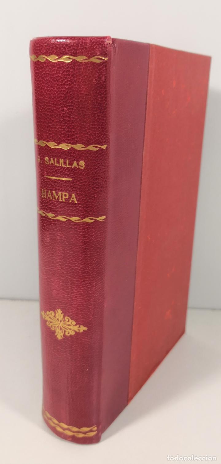 EL DELINCUENTE ESPAÑOL. HAMPA. RAFAEL SALILLAS. MADRID. 1898. (Libros Antiguos, Raros y Curiosos - Cocina y Gastronomía)