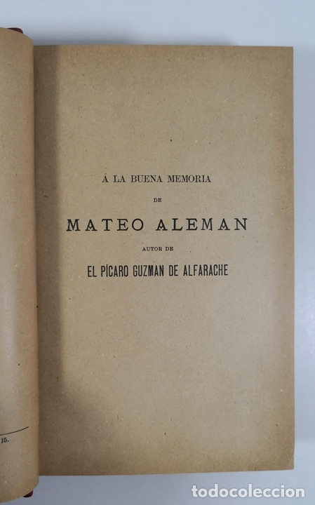 Libros antiguos: EL DELINCUENTE ESPAÑOL. HAMPA. RAFAEL SALILLAS. MADRID. 1898. - Foto 5 - 153658334