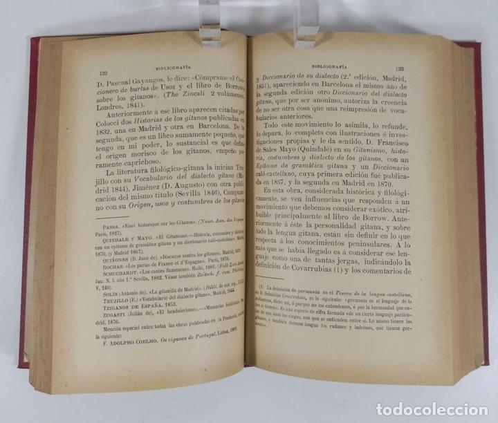 Libros antiguos: EL DELINCUENTE ESPAÑOL. HAMPA. RAFAEL SALILLAS. MADRID. 1898. - Foto 7 - 153658334