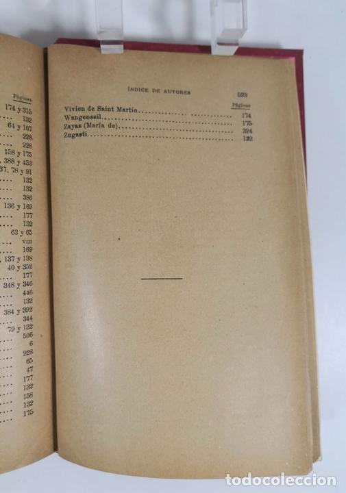 Libros antiguos: EL DELINCUENTE ESPAÑOL. HAMPA. RAFAEL SALILLAS. MADRID. 1898. - Foto 8 - 153658334