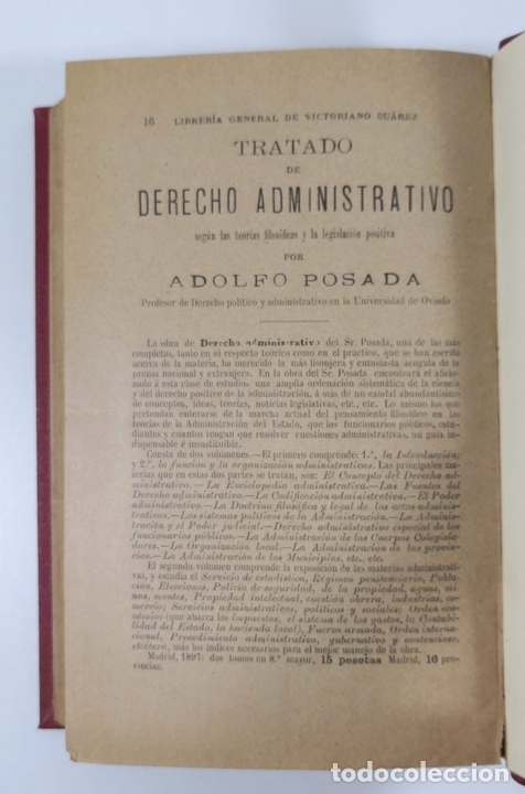 Libros antiguos: EL DELINCUENTE ESPAÑOL. HAMPA. RAFAEL SALILLAS. MADRID. 1898. - Foto 10 - 153658334