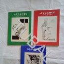 Libros antiguos: TUBAL 1978 ALCANCE. REVISTA DE POESÍA NUMEROS 2 3 Y 4 GASPAR MOISES GOMEZ. Lote 153705018