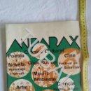 Libros antiguos: TUBAL .1978 ANDARAX ARTES Y LETRAS 5 ALMERIA POESIA ANDALUZA REVISTA PABLO NERUDA. Lote 153711514