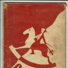 Libros antiguos: FOCH Y FUM, POR JUAN BENEJAM VIVES. AÑO ¿1920?. (MENORCA.1.1). Lote 153750174