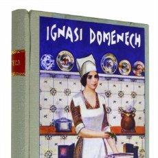Libros antiguos: 1920C LA TECA DE IGNASI DOMENECH - EJEMPLAR REACONDICIONADO - ESPECIAL OBSEQUIOS (EN CATALÁN). Lote 153798206