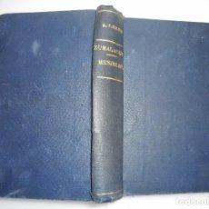Libros antiguos: BENITO PÉREZ GALDOS EPISODIOS NACIONALES.ZUMALACARA, MENDIZABAL Y92823 . Lote 153805054