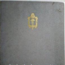 Libros antiguos: BIZKAIKO BEGIRAGARIA. LO ADMIRABLE DE VIZCAYA. HUECOGRABADO ARTE. BILBAO 1934.. Lote 153851446