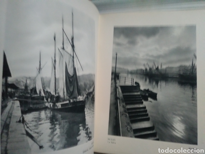 Libros antiguos: BIZKAIKO BEGIRAGARIA. LO ADMIRABLE DE VIZCAYA. HUECOGRABADO ARTE. BILBAO 1934. - Foto 3 - 153851446