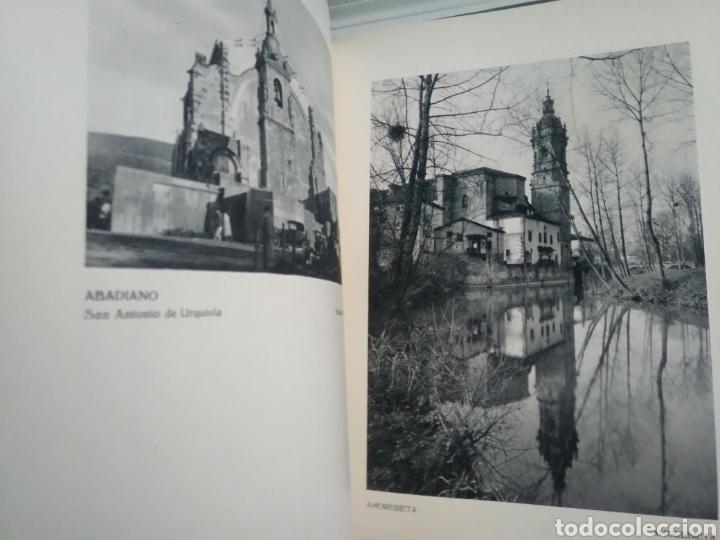 Libros antiguos: BIZKAIKO BEGIRAGARIA. LO ADMIRABLE DE VIZCAYA. HUECOGRABADO ARTE. BILBAO 1934. - Foto 5 - 153851446