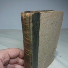 Libros antiguos: LAS MEMORIAS DE ULTRA - TUMBA, M. DE CHATEAUBRIAND, 1848, TOMO III. Lote 153873546