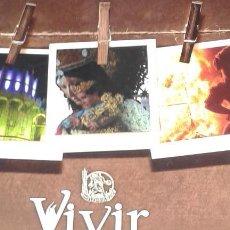 Libros antiguos: VIVIR LAS FALLAS 2010. Lote 153927762