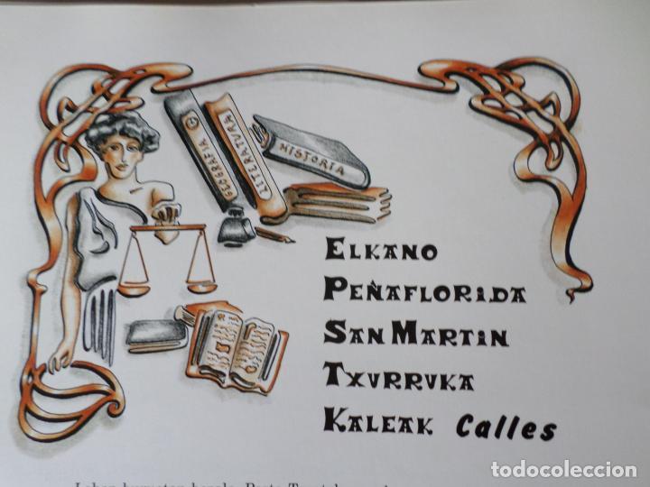 Libros antiguos: SAN SEBASTIAN EN LA TARJETA POSTAL - Foto 2 - 153927910