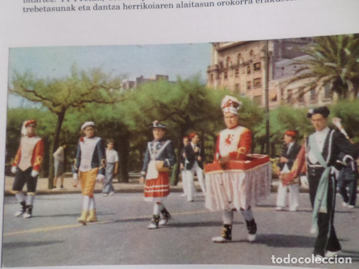 Libros antiguos: SAN SEBASTIAN EN LA TARJETA POSTAL - Foto 10 - 153927910