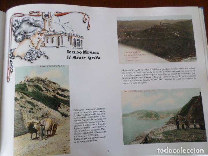 Libros antiguos: SAN SEBASTIAN EN LA TARJETA POSTAL - Foto 21 - 153927910
