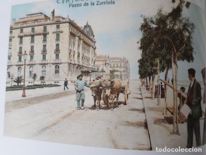 Libros antiguos: SAN SEBASTIAN EN LA TARJETA POSTAL - Foto 40 - 153927910