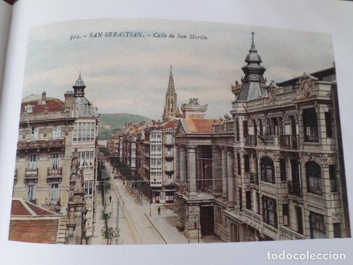 Libros antiguos: SAN SEBASTIAN EN LA TARJETA POSTAL - Foto 44 - 153927910