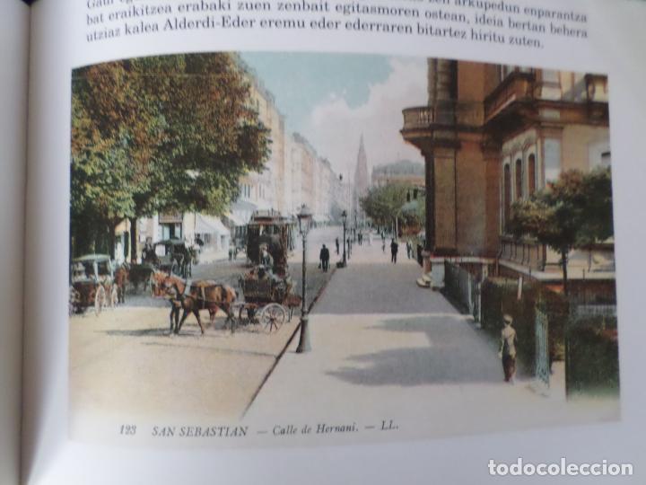 Libros antiguos: SAN SEBASTIAN EN LA TARJETA POSTAL - Foto 55 - 153927910