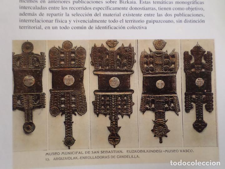 Libros antiguos: SAN SEBASTIAN EN LA TARJETA POSTAL - Foto 65 - 153927910
