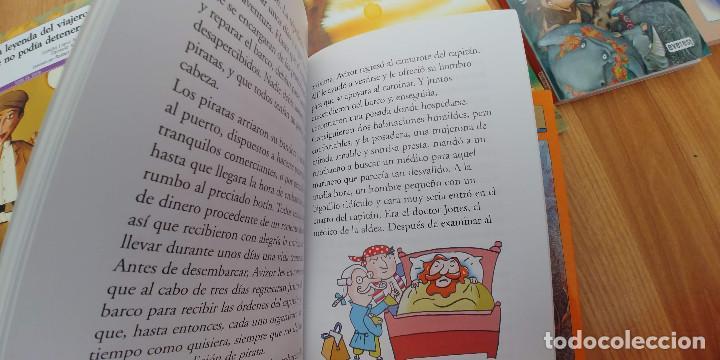 Libros antiguos: libros-26- variados-anaya everest -bruño -ala delta-tapa fina, - Foto 4 - 153989206