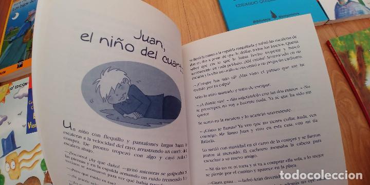Libros antiguos: libros-26- variados-anaya everest -bruño -ala delta-tapa fina, - Foto 5 - 153989206