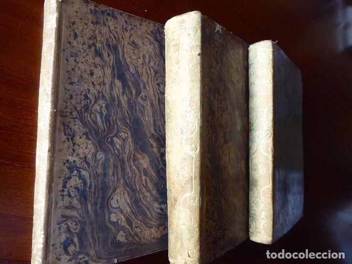 Libros antiguos: L-5269. ELEMENTOS DE HISTORIA NATURAL. MILNE EDWARDS Y AQUILES COMTE. 3 TOMOS. BARCELONA AÑO 1846. - Foto 2 - 154007630