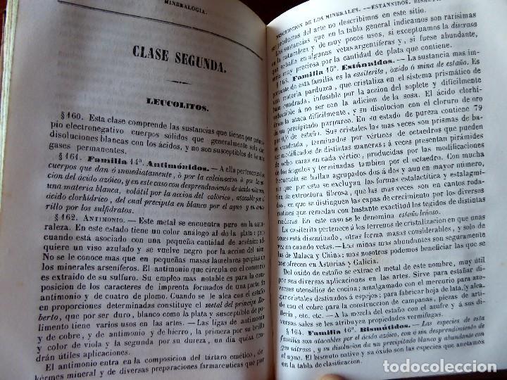 Libros antiguos: L-5269. ELEMENTOS DE HISTORIA NATURAL. MILNE EDWARDS Y AQUILES COMTE. 3 TOMOS. BARCELONA AÑO 1846. - Foto 21 - 154007630