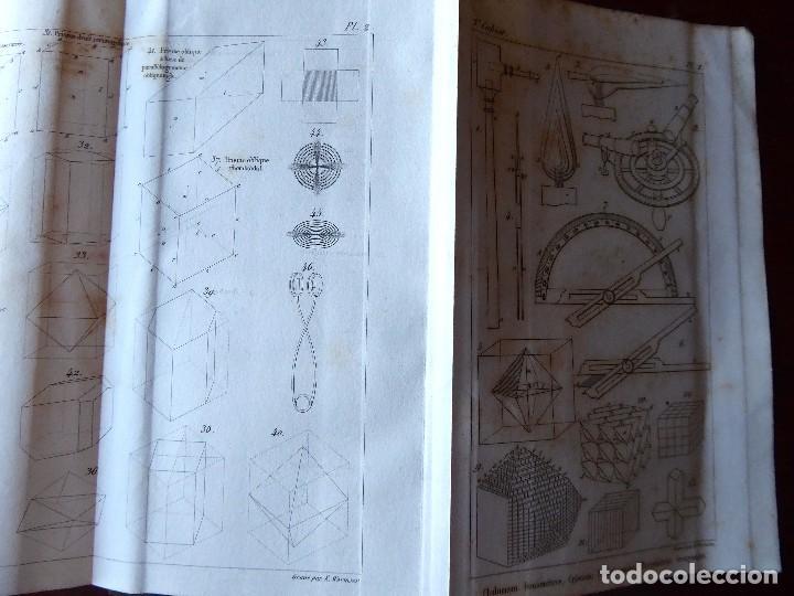 Libros antiguos: L-5269. ELEMENTOS DE HISTORIA NATURAL. MILNE EDWARDS Y AQUILES COMTE. 3 TOMOS. BARCELONA AÑO 1846. - Foto 22 - 154007630