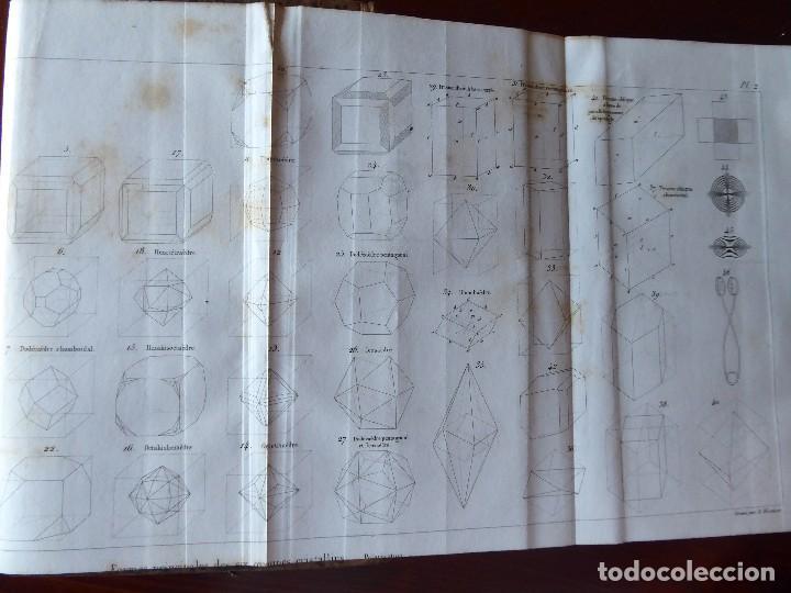 Libros antiguos: L-5269. ELEMENTOS DE HISTORIA NATURAL. MILNE EDWARDS Y AQUILES COMTE. 3 TOMOS. BARCELONA AÑO 1846. - Foto 23 - 154007630
