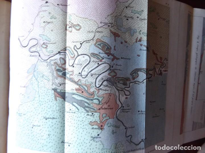 Libros antiguos: L-5269. ELEMENTOS DE HISTORIA NATURAL. MILNE EDWARDS Y AQUILES COMTE. 3 TOMOS. BARCELONA AÑO 1846. - Foto 24 - 154007630