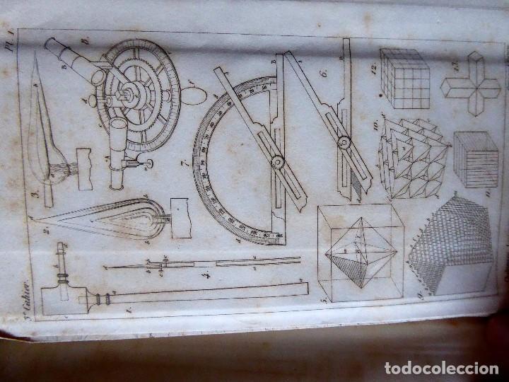 Libros antiguos: L-5269. ELEMENTOS DE HISTORIA NATURAL. MILNE EDWARDS Y AQUILES COMTE. 3 TOMOS. BARCELONA AÑO 1846. - Foto 28 - 154007630