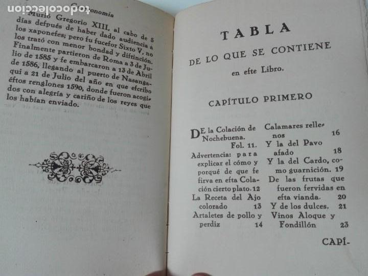 Alte Bücher: GASTRONOMIA ALICANTINA GUARDIOLA ORTIZ FIRMADO POR EL AUTOR MUY RARO - Foto 9 - 154008294