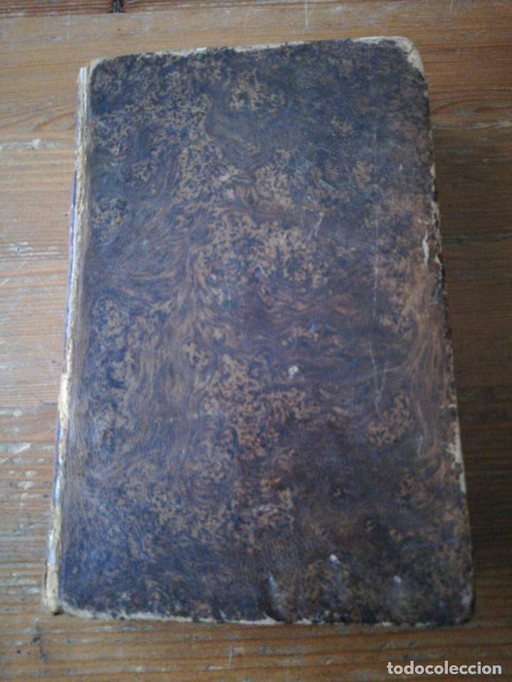 Alte Bücher: Manual del cocinero, cocinera y repostero. Madrid. 1829 - Foto 2 - 154127882
