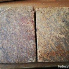 Libros antiguos: HISTORIA DE GIL BLAS DE SANTILLANA. TOMO I-II. MR. LE SAGE. BARCELONA. 1840. Lote 154134942