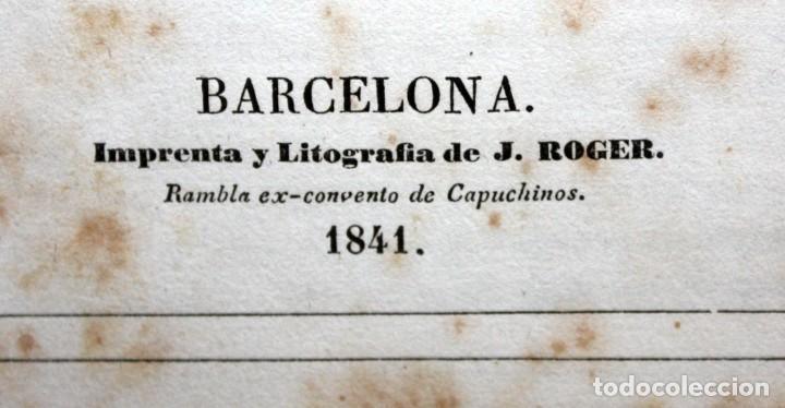 Libros antiguos: EXPLANACION DEL SISTEMA SOCIETARIO-CARLOS FOURIER-1841. - Foto 8 - 154209402