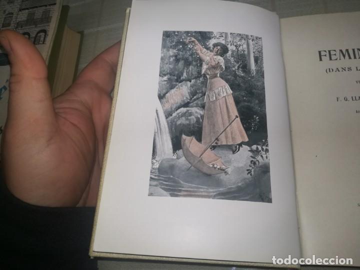 Libros antiguos: Raro libro feminismo s. Calleja Madrid miren fotos - Foto 6 - 154345138