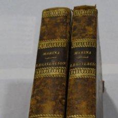 Libros antiguos: ENSAYO HISTÓRICO LOS REINOS DE LEÓN Y CASTILLA. CÓDIGO DE LAS SIETE PARTIDAS.1834. ALONSO EL SABIO. Lote 154371954