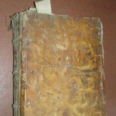 Libros antiguos: SUAREZ DE FIGUEROA, CHRISTHOVAL: PLAZA UNIVERSAL DE TODAS LAS CIENCIAS, Y ARTES... 1630. Lote 154379326