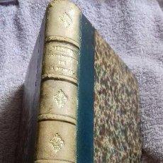 Libros antiguos: ANTIGUO LIBRO FUNDAMENTOS DE LA MORAL DE HERBERT SPENCER 1881.USADO.VER FOTOS. Lote 154381602
